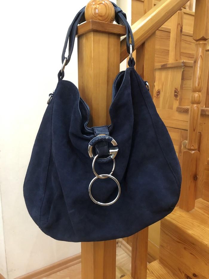 487ddf61a73e Вместительная сумка из натуральной за 800 KGS в Бишкеке: Сумки на ...