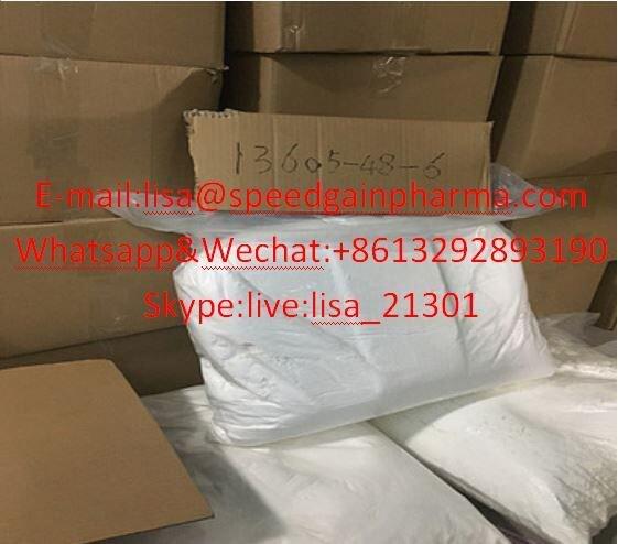 Sell 13605-48-6(mail&SKYPE:lisa@speedgainpharma.com Whatsapp:). Photo 2