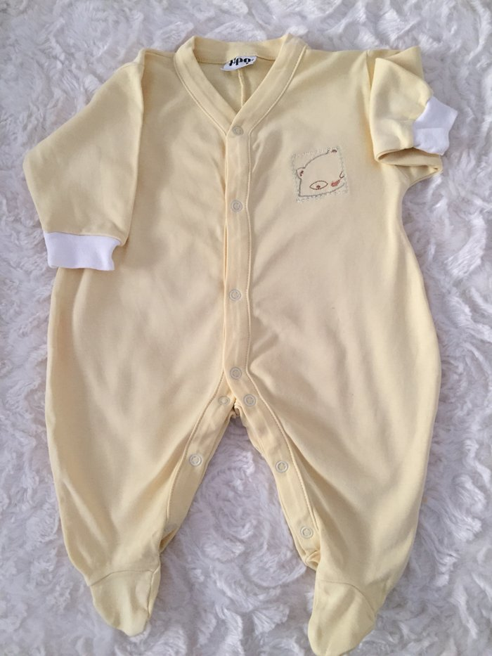 4 babygrows. 0-3 months. Excellent condition.. Photo 3