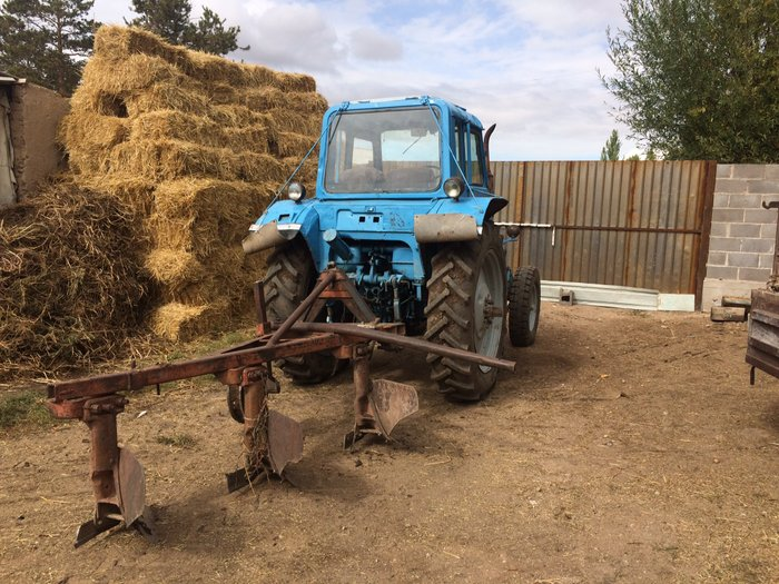 Продаю трактор - МТЗ 80 - Тракторы и сельхозтехника в.