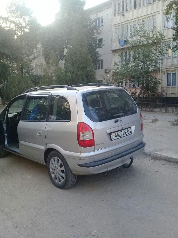 Opel Zafira 2005. Photo 5