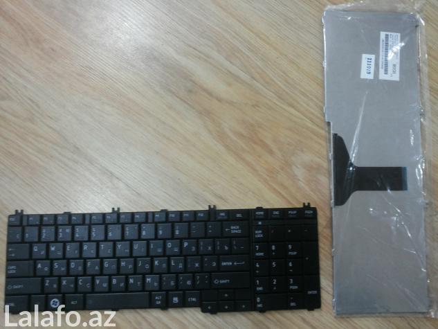 Bakı şəhərində Toshiba klaviaturasi c660 modeli