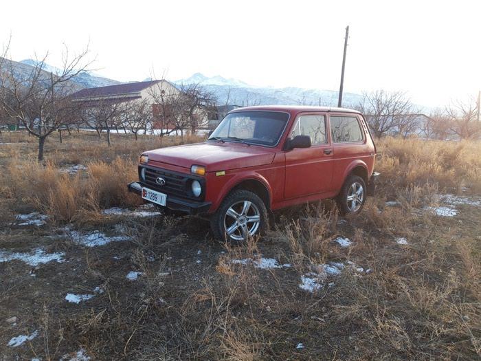 ВАЗ (ЛАДА) 4x4 Нива 1981 в Ананьево