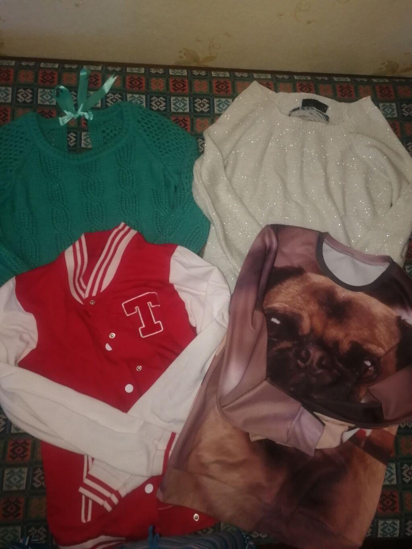Костюмы в Сокулук: Продаю женскую одежду в отличном состоянии! Производство Турция,и фирма Mango,размер 42 44 46