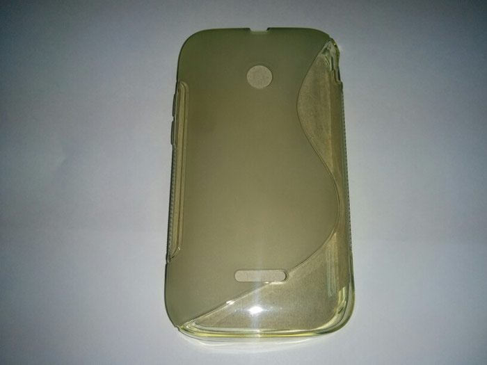 Huawei Ascend Y210C silicon case καινούργια!. Photo 1