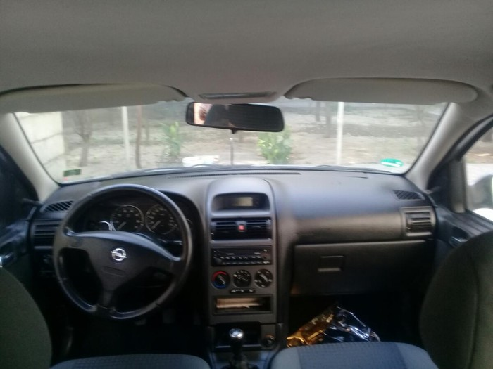 Opel Astra 2005. Photo 4