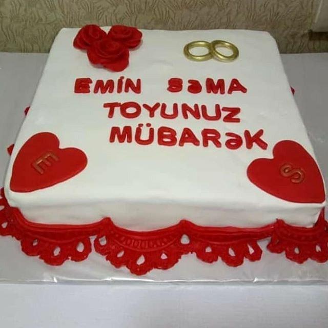 Bakı şəhərində Tort sifarisi