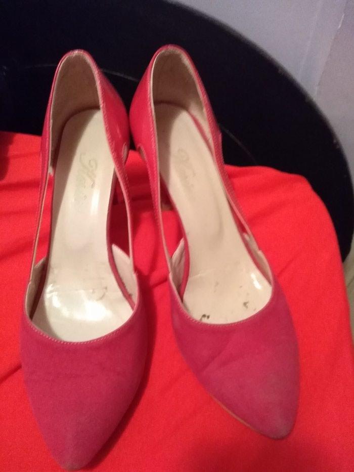Pink cipele kao nove. Photo 0