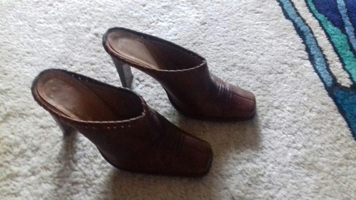 Kozne papuce br.38