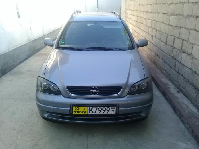Opel Astra 2005. Photo 3