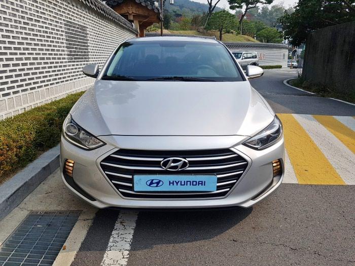 Hyundai Elantra 2016. Photo 0