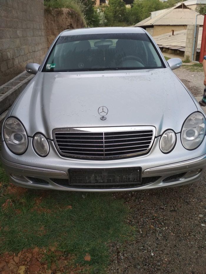 Mercedes-Benz E 240 2003. Photo 1