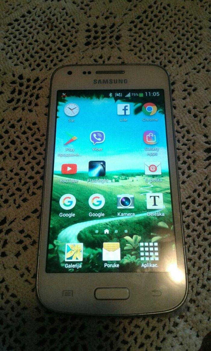 Prodajem Samsung galaxy core sm g350. baterija radi super, ne baguje.. - Beograd