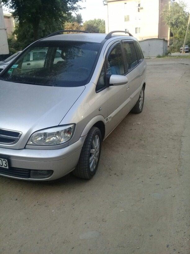 Opel Zafira 2005. Photo 3