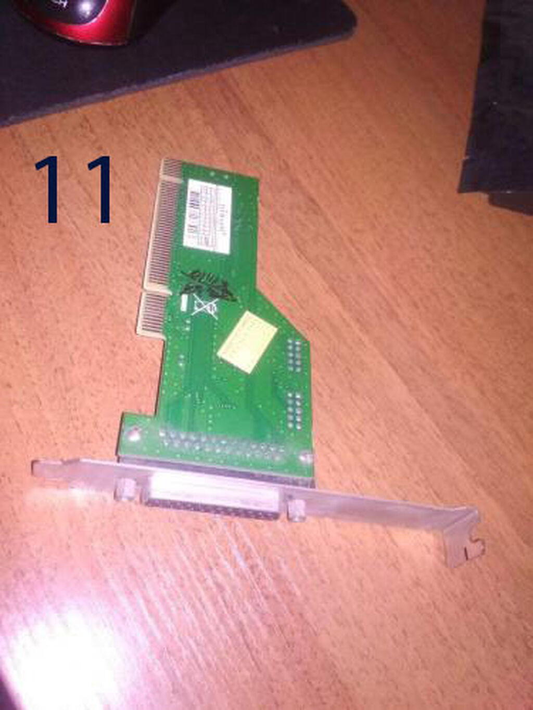 Продам карту расширения LPT to PCI для подключения старых принтеров