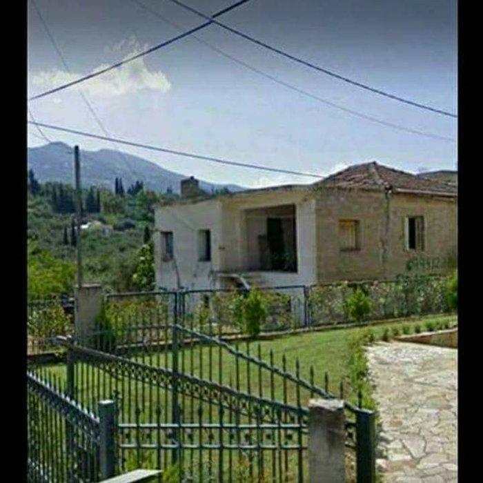 Κάτω οβροια Πατρών οικόπεδο 1700τμ με παλιο οίκημα (κατεδαφιστεο)οικοδ σε Πάτρα