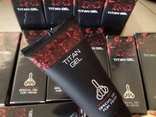Эффективный крем-гель Titan Gel увеличивает размер на 3-4 см за 1 меся. Photo 0