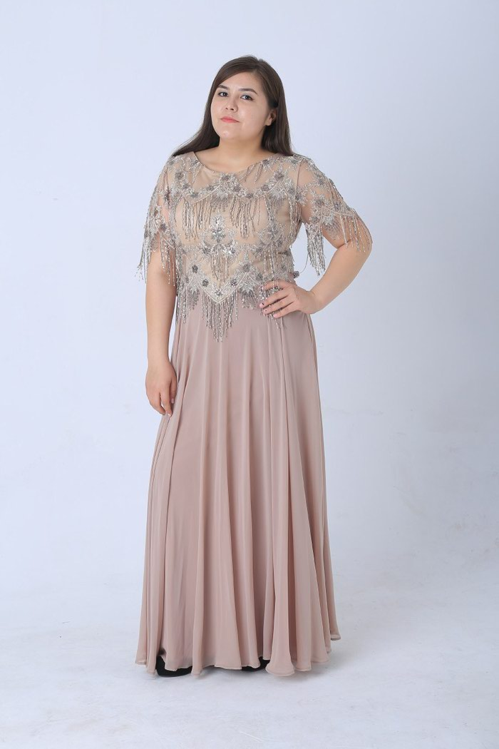 Платье Вечернее: Платья вышитое вверх с бисером на прокат Платья нежная на прокат,плать