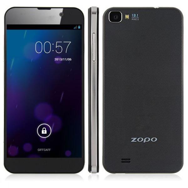Zopo zp980 black, σε αριστη κατασταση με το φορτιστη του. Photo 1