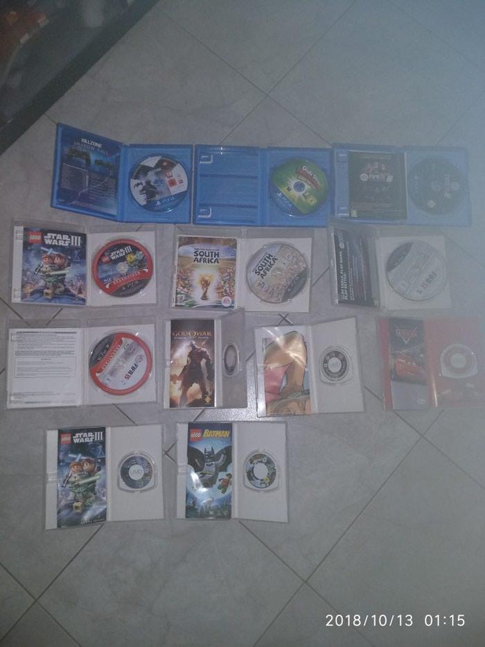 Παιχνίδια για ps4 10€, για ps3 και για psp 5€.. Photo 1