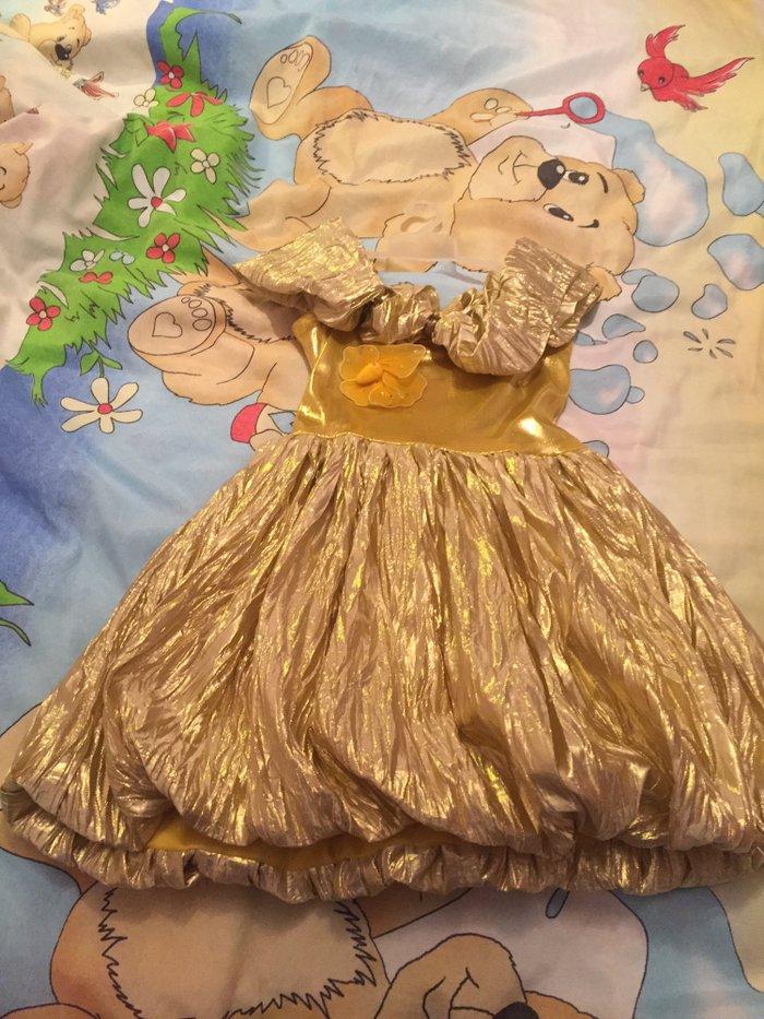 Платье и балеро и кофточка на 3-4года в Бишкек