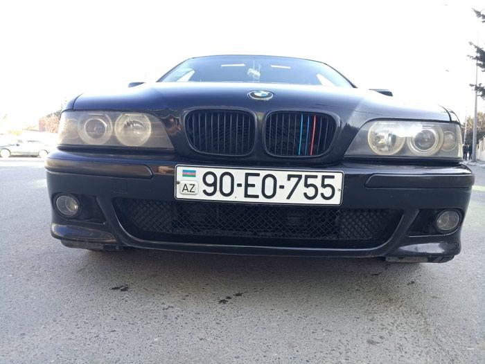 BMW 530 2002. Photo 1