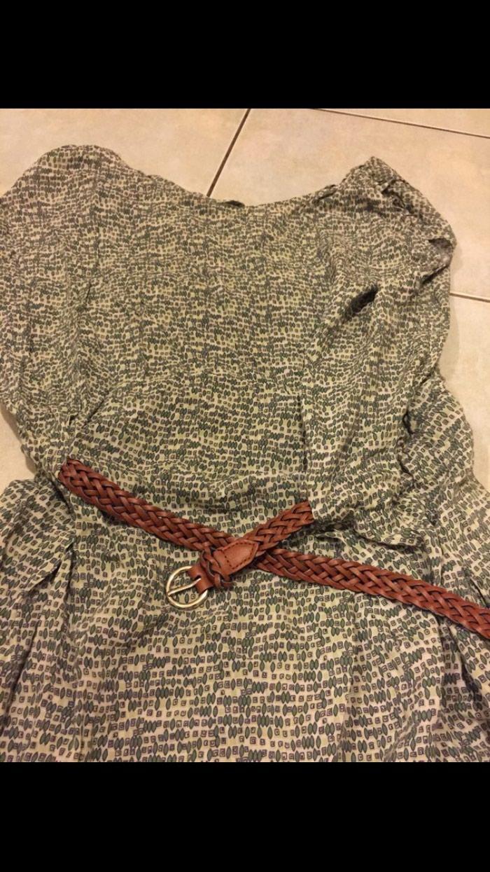 Zara μίνι φόρεμα με ενσωματομένο. Photo 1