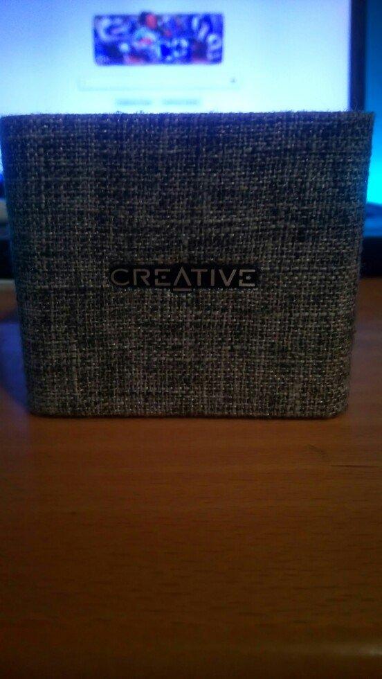 Πωλείται Bluetooth ηχείο φορητό Creative Micro.. Photo 0