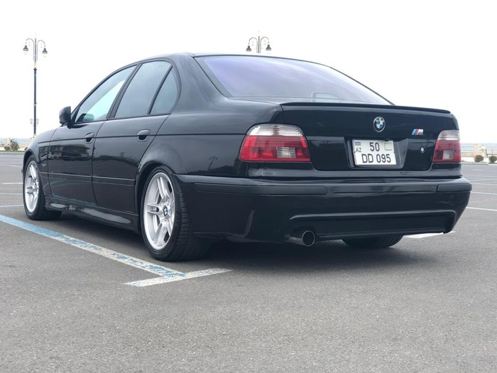 BMW 525 2001. Photo 1