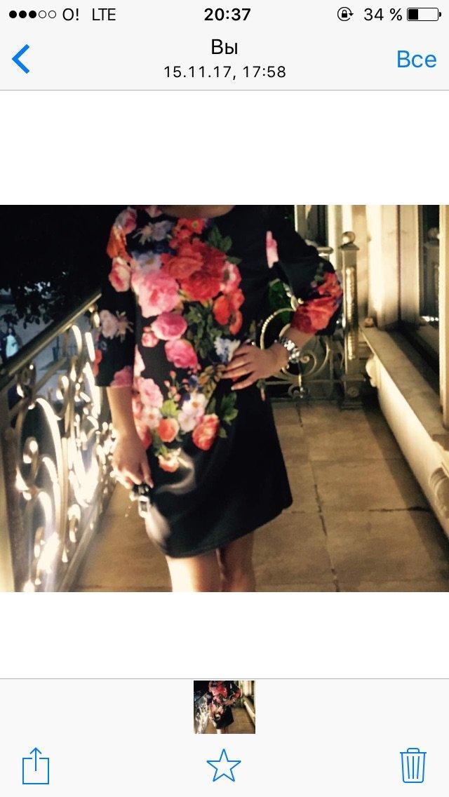Красивая платья 2 раза одивала размер на  m и на l идет в Кок-Ойе