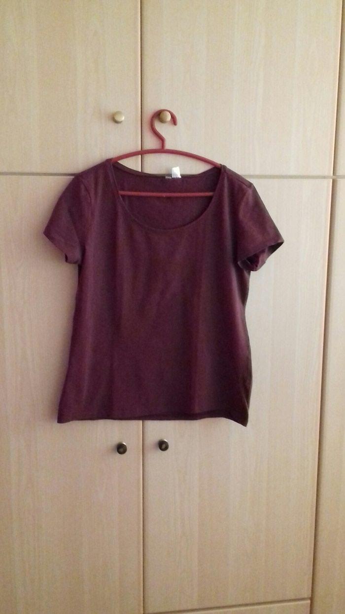 Μπλουζάκι ελαστικό, Large, μεταχειρισμένο, άριστη κατάσταση. Photo 0