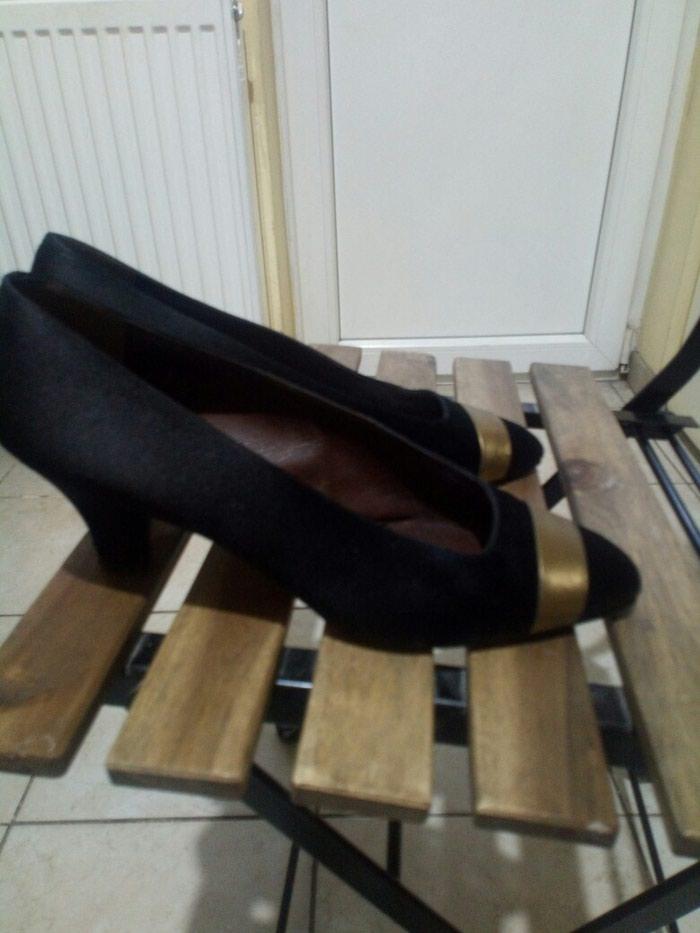 Cipele Milano Moda br 40, stikla 7cm.. Photo 4