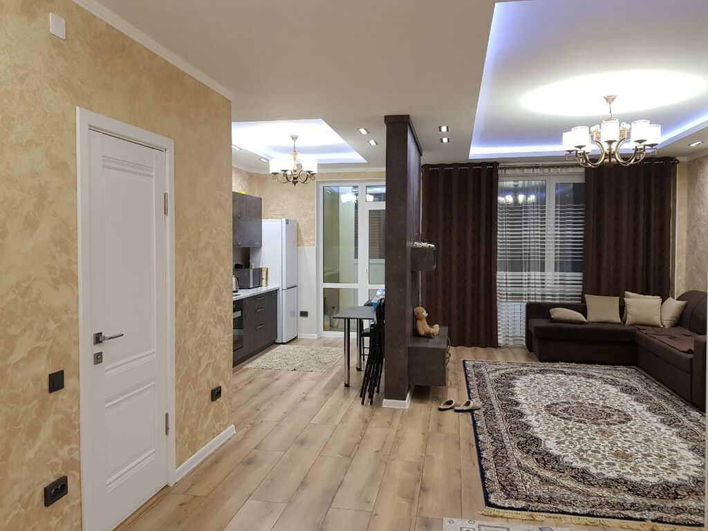 Сдается квартира: 3 комнаты, 100 кв. м, Бишкек: Сдается квартира: 3 комнаты, 100 кв. м, Бишкек