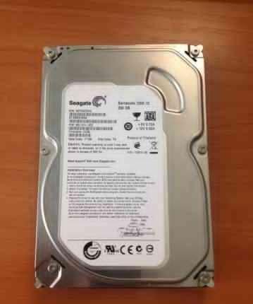 Жесткий диск на 250gb. Photo 0