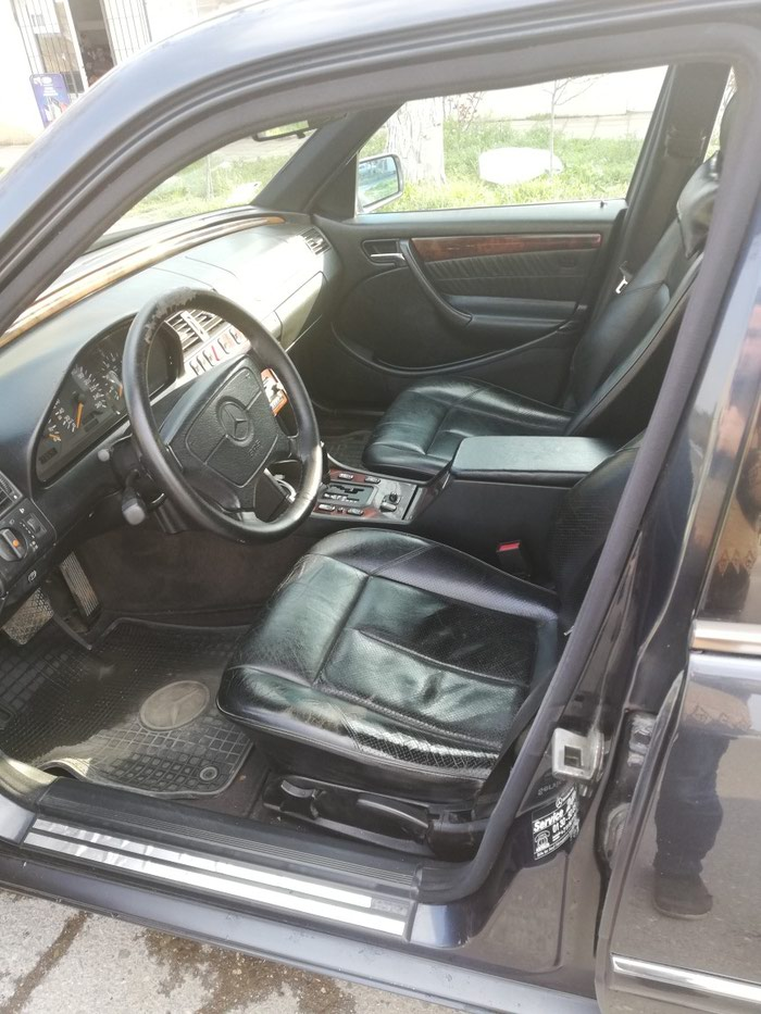 Mercedes-Benz C 280 1998. Photo 6