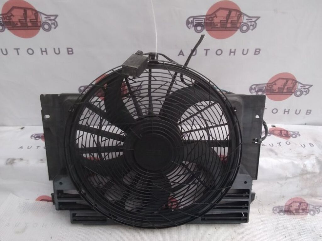 Вентилятор охлаждения БМВХ5 Е53: Вентилятор охлаждения БМВХ5 Е53