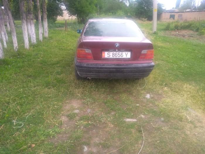 BMW 316 1991. Photo 0