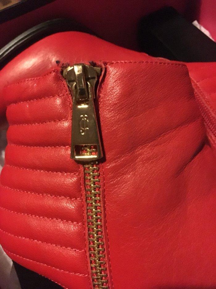 Δερματινες μποτες Juicy Couture καινουργιες σε κοτα size 38,5. Photo 3