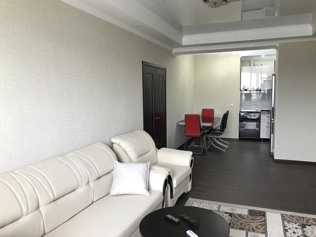 Сдается квартира: 2 комнаты, 54 кв. м., Бишкек. Photo 1
