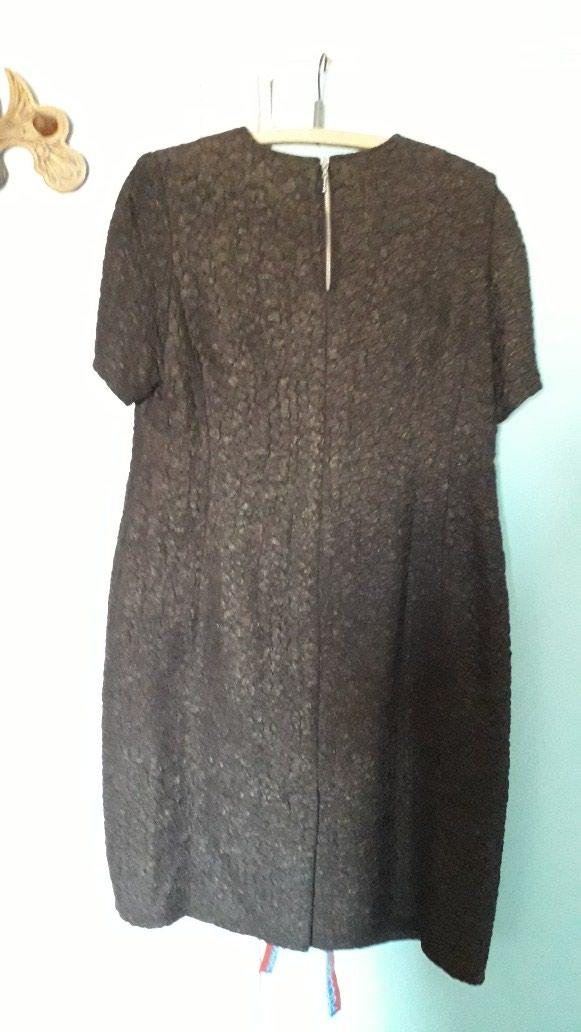 Продаю платье женское размер 50-52 самопошив. Photo 1
