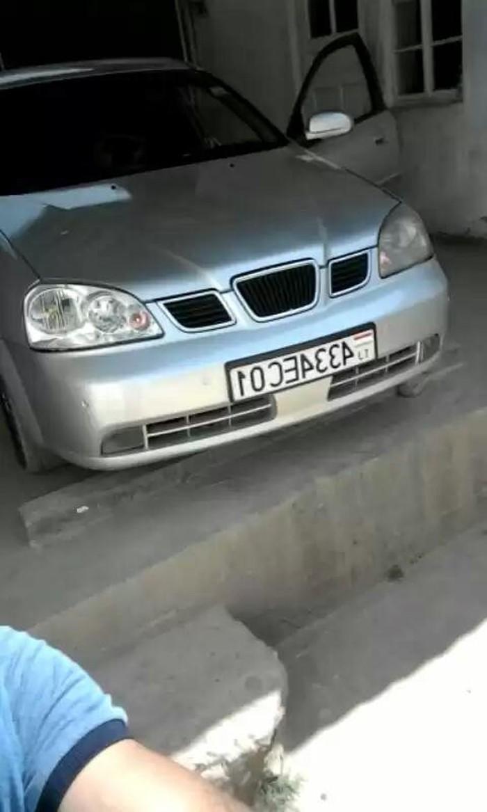 Chevrolet Lacetti 2004. Photo 3