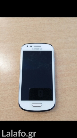 Μεταχειρισμένο Samsung Galaxy S3 Mini 8 GB άσπρο