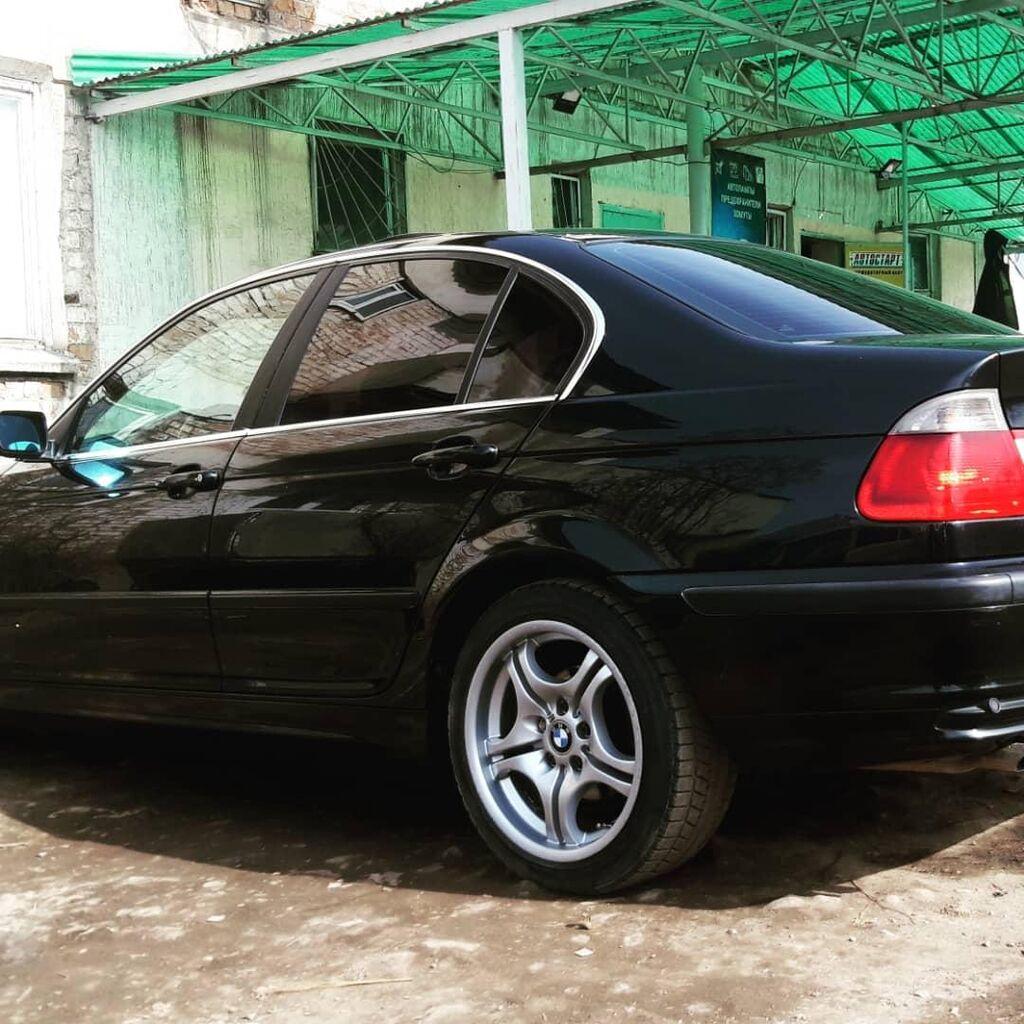 BMW 3 series 2.5 л. 2001