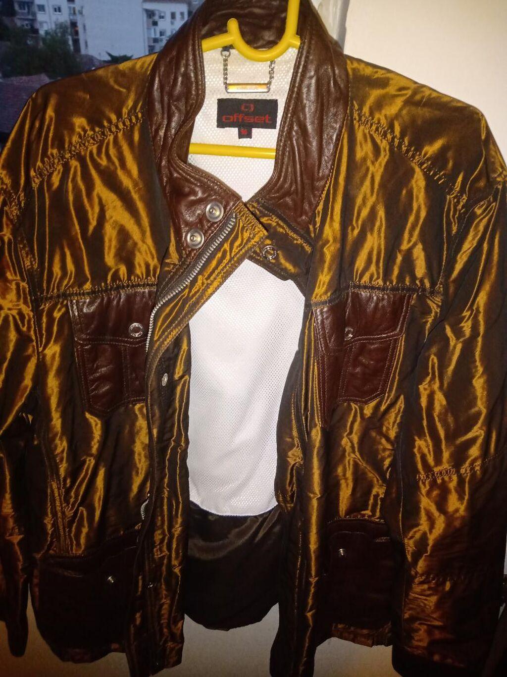 Original Offset muska prolećna letnja jakna