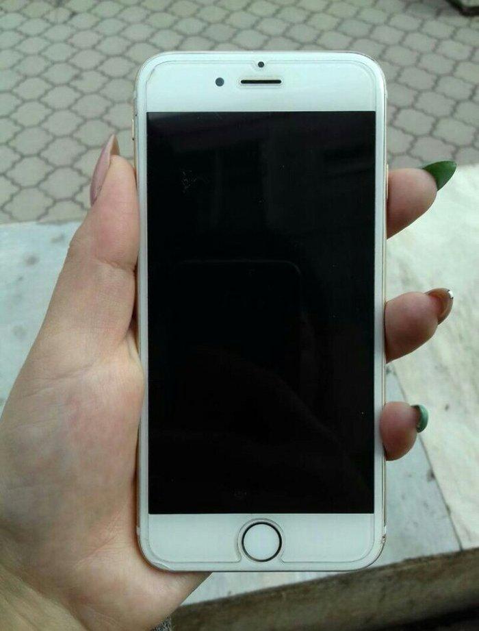 Айфон 6. 64ГБ всё работает отлично. в Бишкек