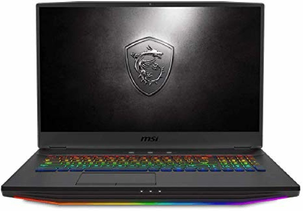 MSI GT76 TITAN DT-230 17.3 Notebook - Core i7 9700K 3.6 GHz