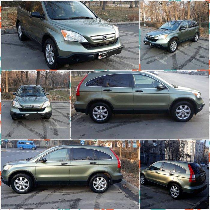 срочно продаю honda-crv 2007г. объем: 2. 4 амер. бензин привод: 4 в Бишкек