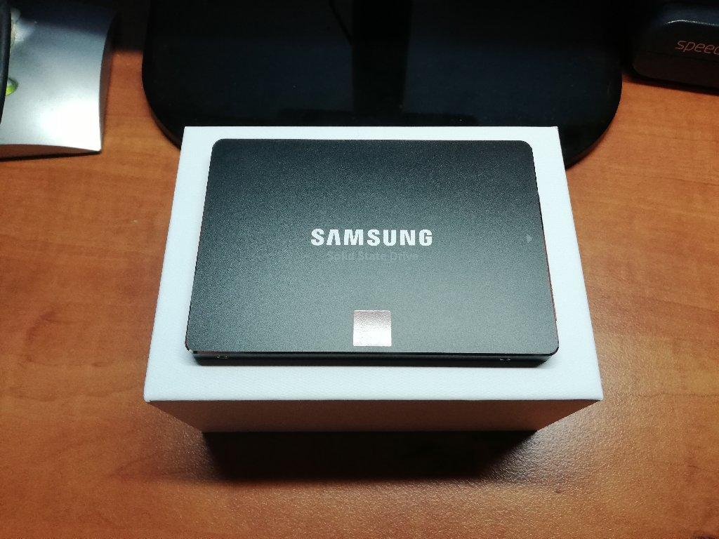 Samsung 850 Pro 256GB SSD