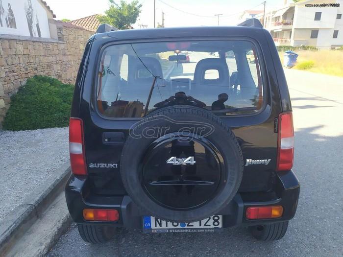 Suzuki Jimny 2010. Photo 4
