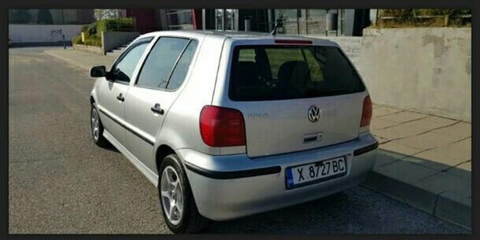 Volkswagen Polo 2000. Photo 2